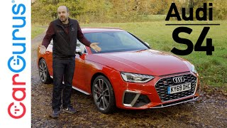 Download Audi S4 (2020) Review: The perfect daily driver? | CarGurus UK Video