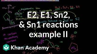 Download E2 E1 Sn2 Sn1 Reactions Example 2 Video
