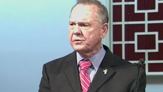 Download LEAKED: Roy Moore's Horrendous Slavery Comments Video
