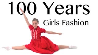 Download 100 Years of Girls Fashion — Lammily — Music by Edvin Marton Video