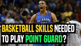 Download Basketball Skills Needed To Play Point Guard? | Dre Baldwin Video