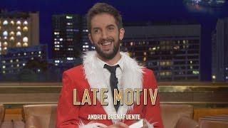 Download LATE MOTIV - David Broncano es Santa | #Latemotiv158 Video