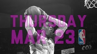 Download NBA Daily Show: Mar. 23 - The Starters Video