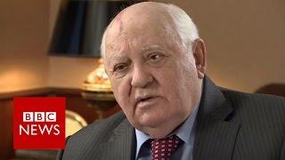 Download Gorbachev: Treachery killed USSR - BBC News Video