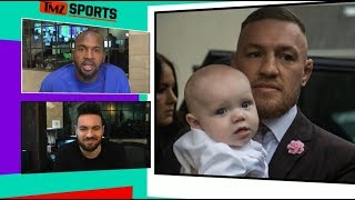 Download Conor McGregor Baptizes Conor Jr., Wild Party Ensues | TMZ Sports Video