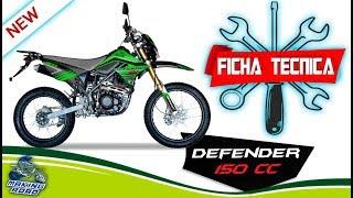 Download Ficha Tecnica de Serpento Defender 150cc Video