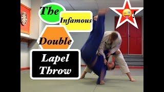 Download The Infamous Double Lapel Throw ✴️ Trailer ✴️ Video