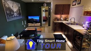 Download High-Tech, Small Space: The Tiny Smart Home Tour! Video