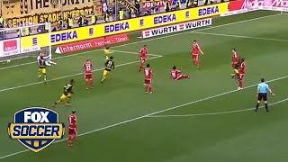 Download Christian Pulisic saves the day for Borussia Dortmund Video