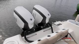 Download Key West 244CC (2016-) Test Video - By BoatTEST Video