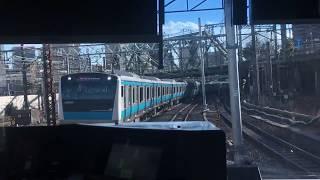 Download JR山手線 前面展望 品川~大崎 E235系 JR Yamanote Line from Shinagawa Station to Ōsaki Station (2018.2) Video
