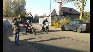 Download Hildo's Harley vs Honda CBR1000RR Fireblade (English subs) Video