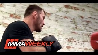 Download Stipe Miocic - UFC 211 Workout Video
