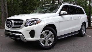 Download 2017 Mercedes-Benz GLS450 - Test Drive & Review Video