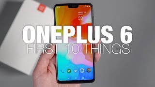 Download OnePlus 6: First 10 Things to Do! Video