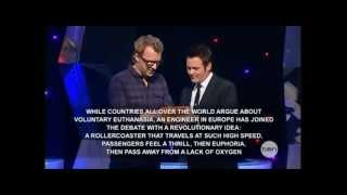 Download Good News Week - So You Think You Can Mime, Jason Byrne Video