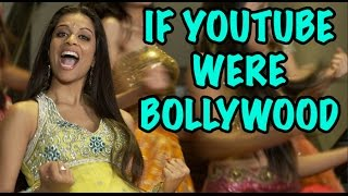 Download If YouTube Were Bollywood Video