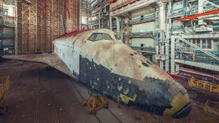 Download Explorers Broke Into A Russian Military Base And Found The Ruins Of A Space Shuttle Video