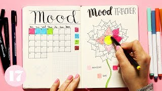 Download How To Create A Mood Tracker In Your Bullet Journal | Plan With Me Video