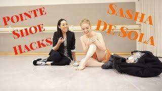 Download Pointe Shoe Hacks: Sasha De Sola Video