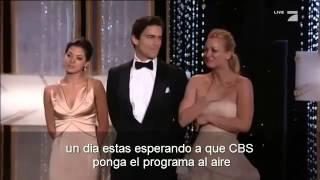 Download Jim Parsons (Sheldon Cooper) gana el Golden Globe! [subtitulado] Video