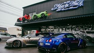 Download Liberty Walk Awesome Stuff Factory Video