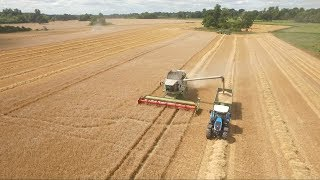 Download GRASSMEN TV - Thoughts on the TW-35 and TW-230 at A.L. Wilkinson Farming Video