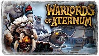 Download Warlords of Aternum ● ЛУЧШАЯ МОБИЛЬНАЯ СТРАТЕГИЯ? Video