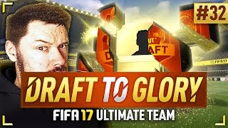 Download AMAZING PACK LUCK! - #FIFA17 DRAFT TO GLORY #32 Video