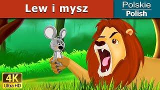 Download Lew i mysz   Bajki na Dobranoc   Bajki dla Dzieci   Polish Fairy Tales Video