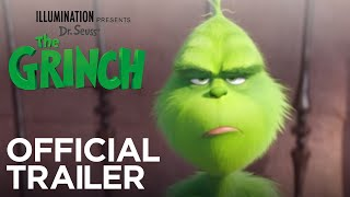 Download The Grinch - Official Trailer (HD) Video