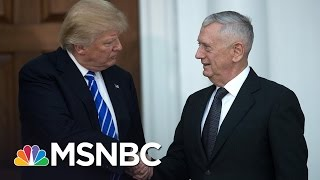 Download Former Seal Team 6 Leader: James Mattis Is The Right Guy For This Time | Morning Joe | MSNBC Video