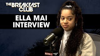 Download Ella Mai On Being Discovered By DJ Mustard, Following The Success Of Boo'd Up + More Video