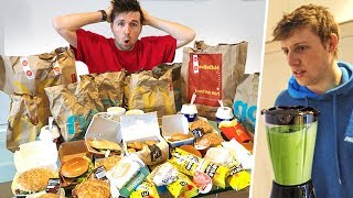 Download I Blended the Whole McDonalds Menu and Drank it Video