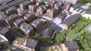 Download Kværnerbyen - en ny bydel midt i Oslo Video