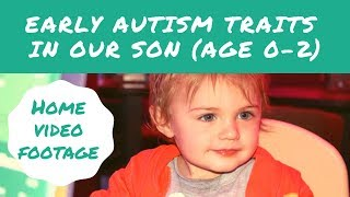 Download Home Video Footage of Our Son's Early Autism Traits (Up to His 2nd Birthday) Video