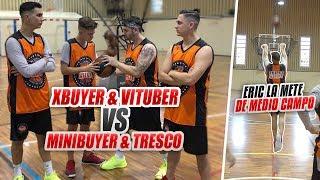 Download XBUYER & VITUBER vs MINIBUYER & TRESCO BALL Video