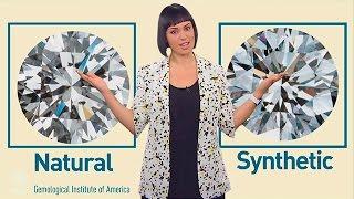 Download Natural vs. synthetic diamonds (CBC Marketplace) Video