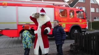 Download Der Weihnachtsmann bei der Feuerwehr? - Weihnachtsvideo - Freiwilligen Feuerwehr Finkenwerder Video
