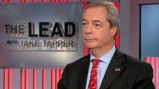 Download Nigel Farage: Trump, Brexit movements aren't racist Video