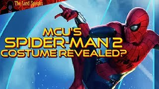 Download MCU's Spider Man 2 Costume Revealed? - The Lord Speaks Video