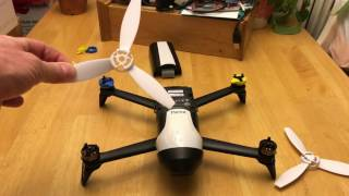 Download Parrot BeBop 2 Propeller Placement - Blade Installation Video