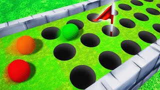 Download 99% IMPOSSIBLE TO HIT THE RIGHT HOLE! (Golf It) Video
