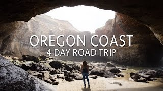 Download Oregon Coast Road Trip Highlights: 4 Days from Brookings, OR to Seattle, WA Video