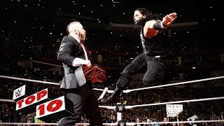 Download Top 10 Raw moments: WWE Top 10, November 30, 2015 Video