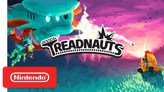 Download Treadnauts - Launch Trailer - Nintendo Switch Video