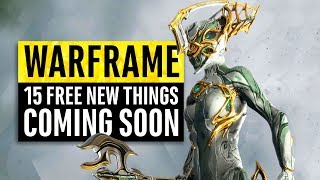 Download Warframe | 15 New 'Free' Things Coming Soon Video