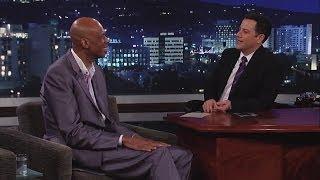 Download Kareem Abdul-Jabbar on Jimmy Kimmel Live! Part 1 Video