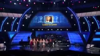 Download Lorerrta Lynn Tribute Coal Miners Daughter ACM Girls Night Out [HD] (360p).mp4 Video
