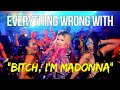 Download Everything Wrong with Madonna - ″Bitch I'm Madonna″ Video